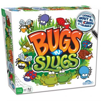 Bugs 'N' Slugs Game (insects, animals, habitat)