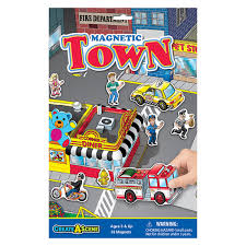 Magnetic Town (magnet, community)