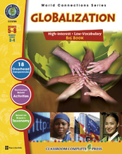 Globalization - Big Book (cultures, economy, technology) (CP6, BC6)