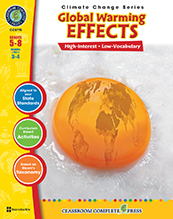Global Warming: Effects (environment) (BC7)
