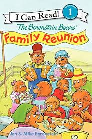 Level 1 Reading: Berenstain Bears' Family Reunion