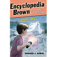 Encyclopedia Brown Shows the Way (Interactive)