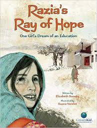 Razia's Ray Of Hope (community, school, equality, CP6, BC6)