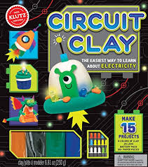 Klutz: Circuit Clay The Easiest Way to Learn About Electricity (BC1, BC4)