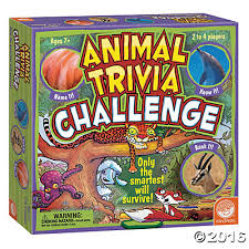 Animal Trivia Challenge Game (animals)