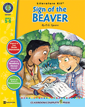 Sign of the Beaver Lit Kit (Novel not included) Study Guide (BC7)
