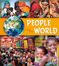 People of the World (How are we the same and different, diversity, BCK,BC1, BC2)