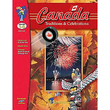 Traditions & Celebrations in Canada, Grade 1- 3 (BC1, BC2, BC3)