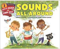 Sounds All Around: (Stage 1) (BC1) Easy Read