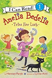 Level 1 Reading: Amelia Bedelia Tries Her Luck
