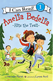 Level 1 Reading: Amelia Bedelia Hits the Trail