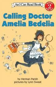 Level 2 Reading: Calling Doctor Amelia Bedelia