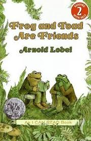 Level 2 Reading: Frog and Toad Are Friends