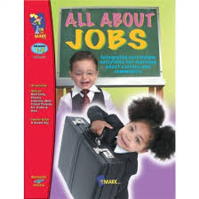 All About Jobs Workbook Gr. 1- 3 (career education, community, BC1, BC2, BC3)