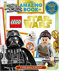Amazing Book of LEGO Star Wars (gift idea)