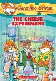 Geronimo Stilton - Cheese Experiment