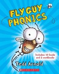 Fly Guy Phonics Set (10 books & 2 workbooks) BCK, BC1