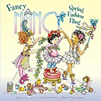 Fancy Nancy Spring Fashion Fling