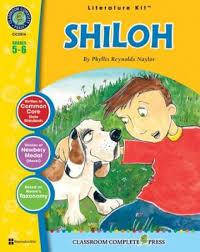 Shiloh Lit Kit (novel not included)