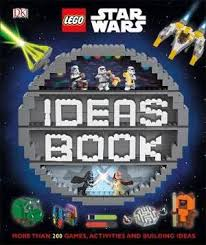 LEGO Star Wars Ideas Book: More than 200 Games, Activities, and Building Ideas (STEM, hands-on)