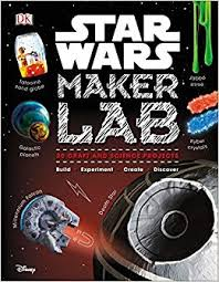 Star Wars Maker Lab: 20 Craft and Science Projects (STEM, hands-on)