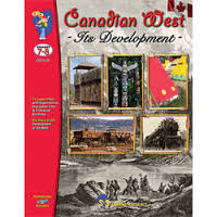 Canadian West - Its Development, S&S Grade 7-8