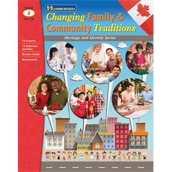 Changing Family and CommunityTraditions S&S Gr 2