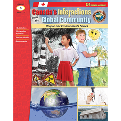 Canada's Interactions with the Global Community S&S (BC6)
