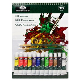 Oil Artist Pack (Gift Ideas)