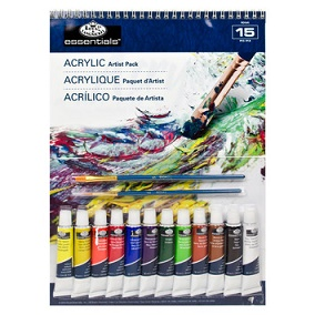 Acrylic Artist Pack (Gift Ideas)