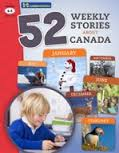 52 Weekly Stories About Canada Grades 4-5 (Canadian Reading Comprehension)