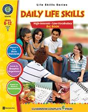 Daily Life Skills BIG BOOK -Canadian Content  BC7, BC8, BC9