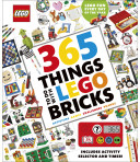 365 Things to do with Lego Bricks (gift ideas)  STEM
