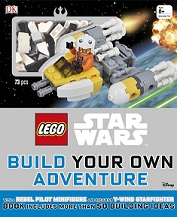 Lego Star Wars Build Your Own Adventure (gift ideas)