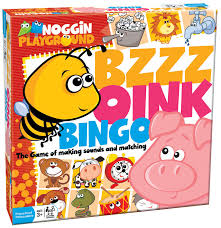 Bzzz Oink Bingo Game (Noggin) (Gift Ideas)