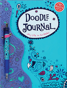 Klutz Doodle Journal (writing) gift ideas