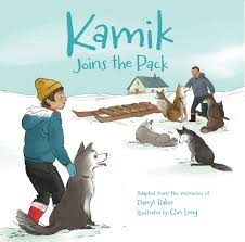 Kamik Joins the Pack ( First Nations, BCK, BC1)