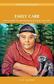 Emily Carr, Amazing Stories (Canadian History, Canada Artist, First Nations, BC5)
