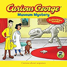 Curious George Museum Mystery (Bones)