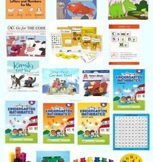 HCOS Gr K Curriculum Package (Packages) (CPK) HCOSK