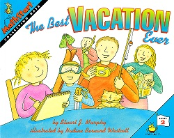 Best Vacation Ever (MathStart 2)  (collecting data, BC2)