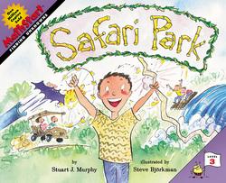 Safari Park (MathStart 3) (Solving for Unknowns, BC3)