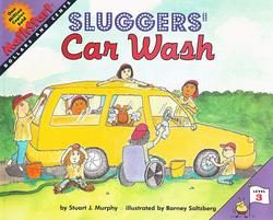 Slugger's Car Wash (MathStart 3) (Dollars and Cents, money, BC3)