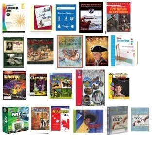 HCOS Gr 4 Curriculum Package (Packages) (CP4) HCOS4