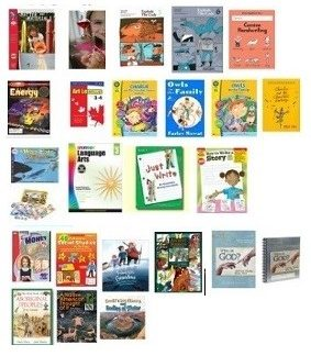 HCOS Gr 3 Curriculum Package (Packages) (CP3) HCOS3