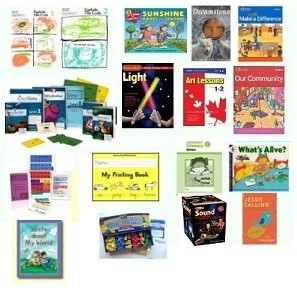 HCOS Gr 1 Curriculum Package (Packages) (CP1) HCOS1