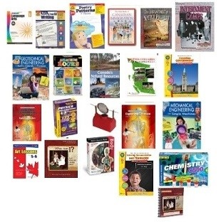 HCOS Gr 5 Curriculum Package (Packages) (CP5) HCOS5