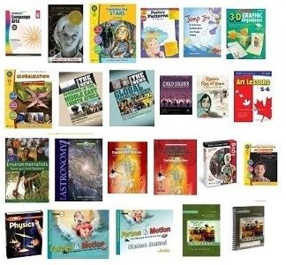 HCOS Gr 6 Curriculum Package (Packages) (CP6) HCOS6