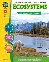 Ecosystems (ecology, environment, water, food chains, water)