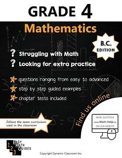 BC MATH 4 (Mathematics Guide, Dynamic Classroom)  BC4